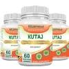 Morpheme Remedies Kutaj (500 mg) Pack of 3,  60 capsules