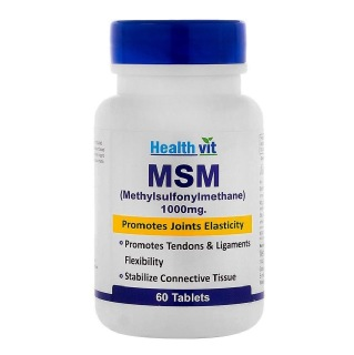 Healthvit MSM (1000 mg),  60 tablet(s)