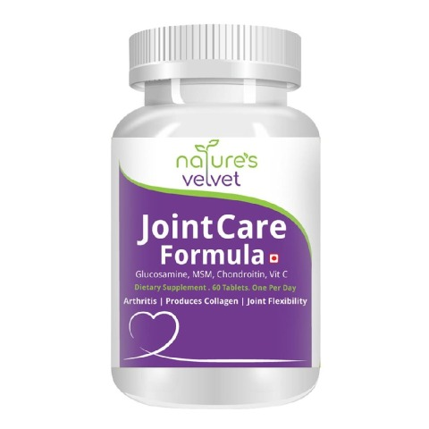 Natures Velvet Joint Care Formula,  60 tablet(s)