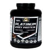 Muscle Epitome 100% Platinum Whey Protein,  5 lb  Mocha Cappucino