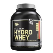 ON (Optimum Nutrition) Platinum Hydro Whey,  3.5 lb  SuperCharged Strawberry