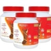 Incredio Weight Loss Shake - Pack of 2, 1 kg Chocolate