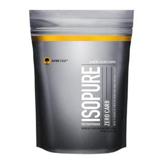 Isopure Zero Carb Protein Powder, 1 lb Banana Cream