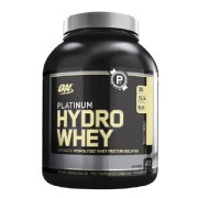 ON (Optimum Nutrition) Platinum Hydro Whey,  3.5 lb  Velocity Vanilla