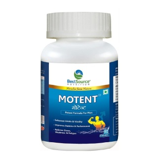 BestSource Nutrition Motent,  60 capsules