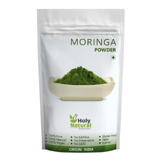 Holy Natural Moringa Powder,  1 kg