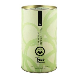 True Elements Spearmint Infusion Tea With Strainer,  Unflavoured  100 g