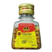 Seven Seas Cod Liver Oil,  100 capsules