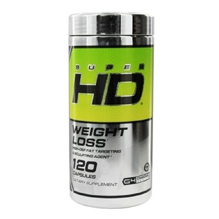 Cellucor Super HD,  120 capsules  Unflavoured