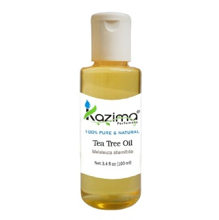 Kazima Tea Tree Oil 100% Pure & Natural,  100 ml