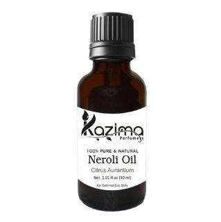 Kazima Neroli Oil,  30 ml  100% Pure & Natural