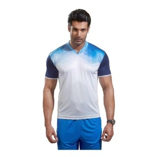 Omtex Active Wear T-Shirts - 1604,  Navy  Large