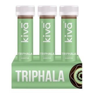 Kiva Triphala Juice,  Natural  6 Piece(s)/Pack