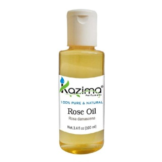 Kazima Rose Oil,  100 ml  100% Pure & Natural