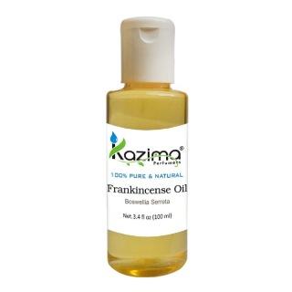 Kazima Frankincense Oil,  100 ml  100% Pure & Natural