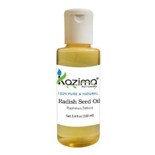 Kazima Radish Seed Oil,  100 ml  100% Pure & Natural