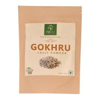 Truu Gokhru Fruit Powder,  0.250 kg