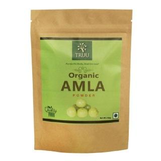 Truu Organic Amla Powder,  0.100 kg