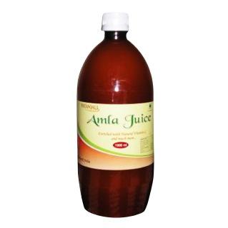 Patanjali Amla Juice,  Unflavoured  1 L