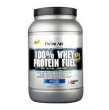 TWINLAB 100% Whey Protein Fuel,  Strawberry  5 Lb