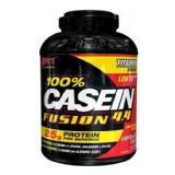 SAN 100% Casein Fusion,  4.37 lb  Vanilla Pudding