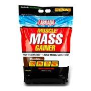 Labrada Muscle Mass Gainer,  Chocolate  12 lb