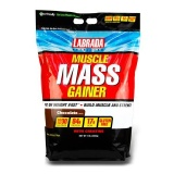 Labrada Muscle Mass Gainer,  Strawberry  6 Lb