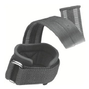 Vector X 6000 Weight Lifting Strap,  Black  Standard