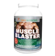 Tara Nutricare Muscle Blaster,  Chocolate  2.2 Lb
