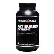 MuscleBlaze Fat Burner Extreme,  90 Veggie Capsule(s)