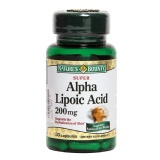 Nature's Bounty Super Alpha Lipoic Acid (200 mg),  30 capsules