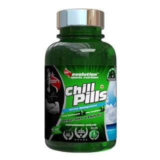 ESN Chill Pills,  60 capsules  Unflavoured