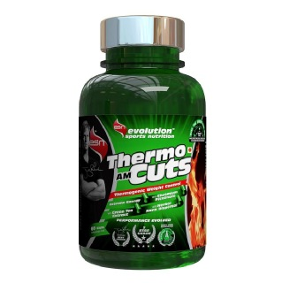 ESN Thermo Cuts AM,  60 capsules  Unflavoured