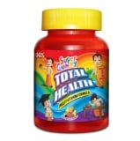 Super Gummy Total Health Multivitamin,  Fruit  90 Piece(s)/Pack