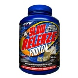 MVP Biotech Slow Release Protein,  Cool Strawberry  5 Lb