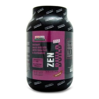 Magnus Nutrition Zen Build,  Rich Vanilla  1 Kg