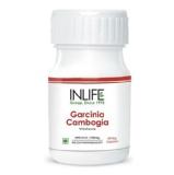 INLIFE Garcinia Cambogia,  60 Veggie Capsule(s)