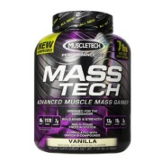 MuscleTech Mass Tech,  7 lb  Vanilla