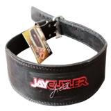 Schiek Black Leather Jay Cutler Signature Belt,  Black  Large