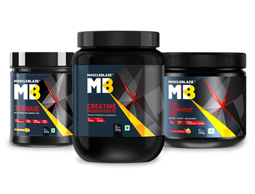 MuscleBlaze - India's Best BodyBuilding Supplements Manufacturer